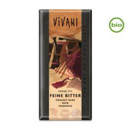 Bio FEINE BITTER Schokolade (100g) von Vivani beim Vegankombinat