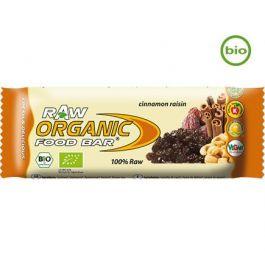 Organic Food Bar Cinnamon Raisin (50g) von Organic Friends & Sports beim Vegankombinat