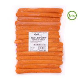 Veganwurst Weenies Großpack (800g) von Topas beim Vegankombinat