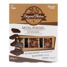 Beyond FLAKES Müsliriegel Schokolade (90g) von Vantastic Foods beim Vegankombinat