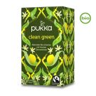 Clean GREEN Tee (30g) von Pukka Herbs beim Vegankombinat