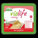 Creamy Streichkäse - Chili (200g) von Violife beim Vegankombinat
