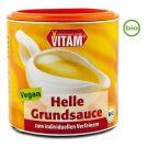 Helle Grundsauce (125g) von VITAM beim Vegankombinat