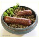 Veganwurst Die Bratwurst (130g) von Topas beim Vegankombinat